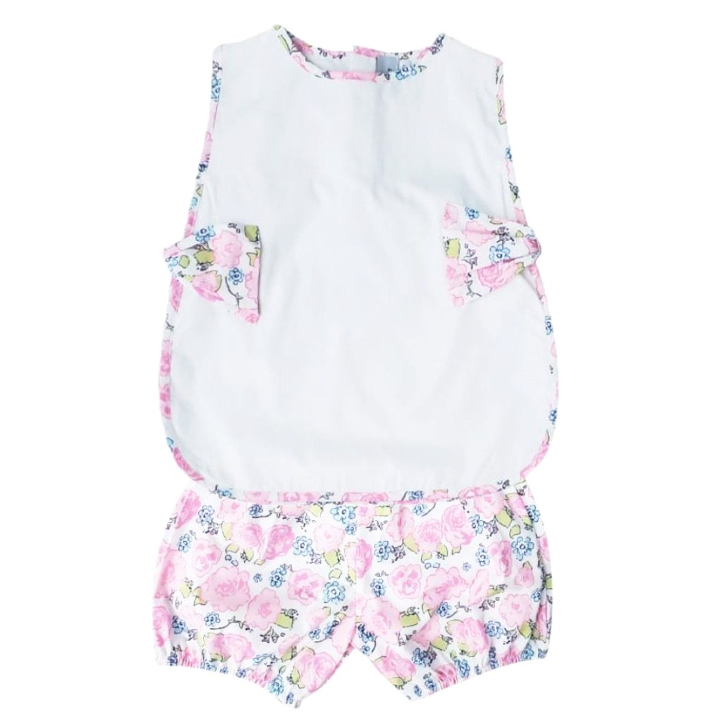 Isla Apron Set-English Garden