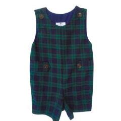 Kennedy Jon Jon-Hunter/Navy Tartan