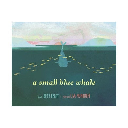 A Small Blue Whale Book