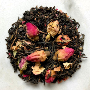 Rose Petal Black Tea