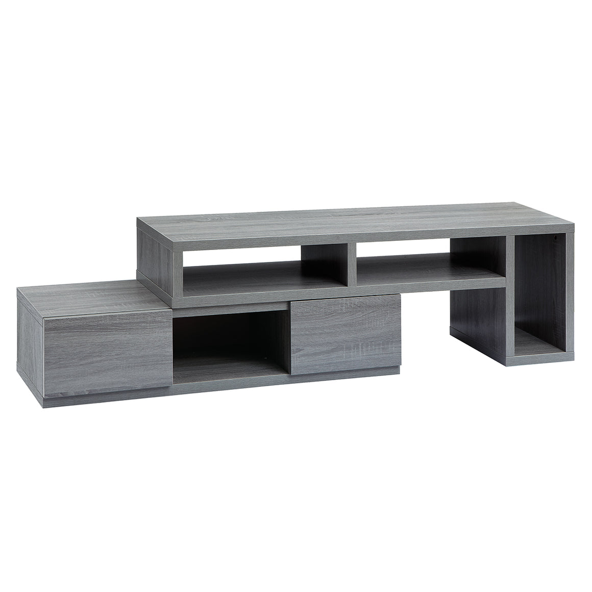 Techni Mobili Expandable TV Stand Console for TV's up to 65""