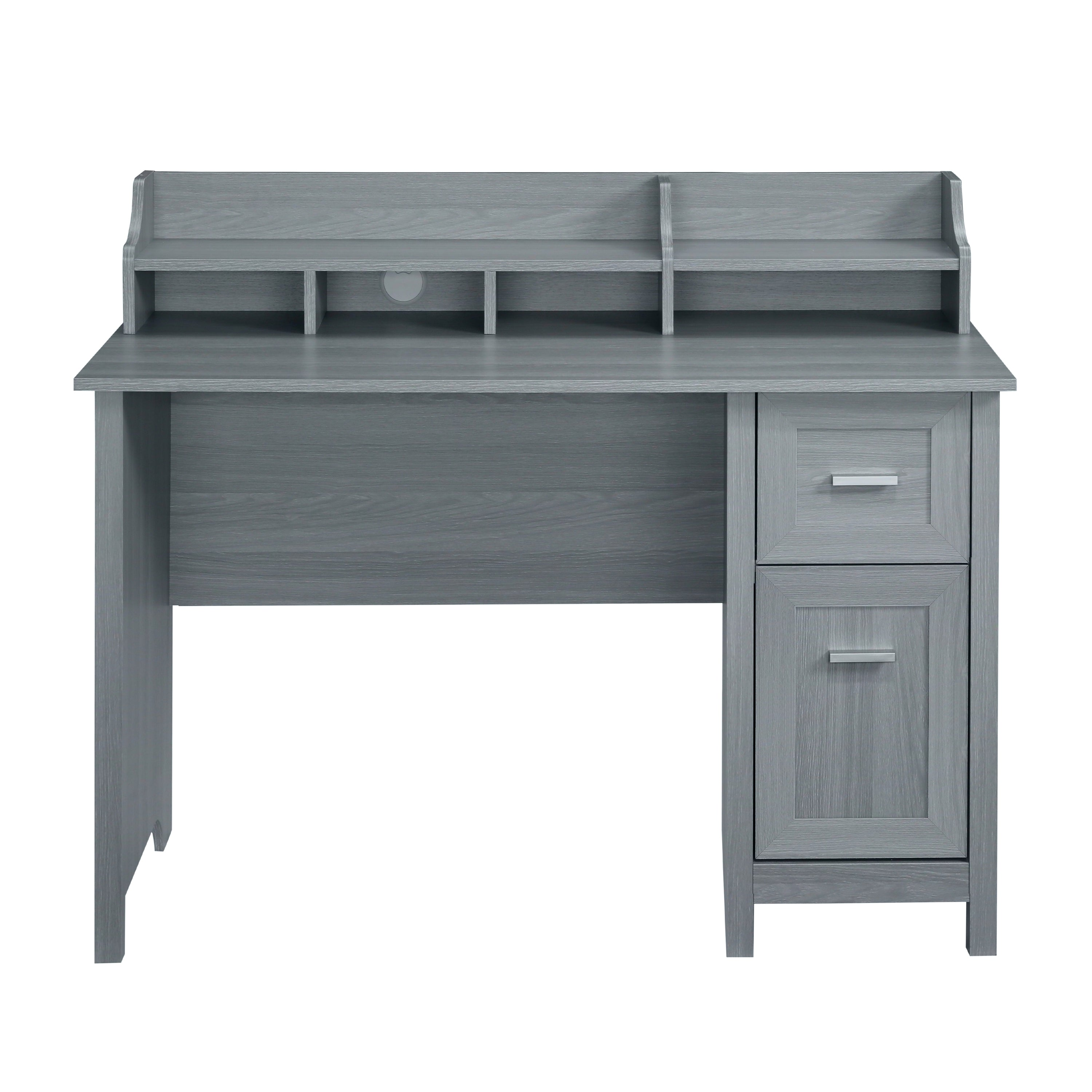 Techni Mobili Classic Office Desk With Storage