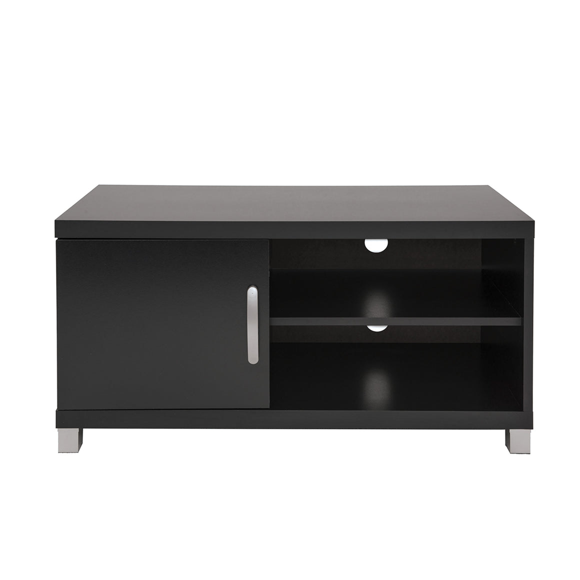 Modern TV Stand with Storage For TVs Up To 40""