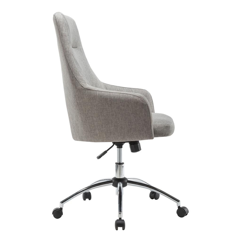 Techni Mobili Comfy Height Adjustable Rolling Office