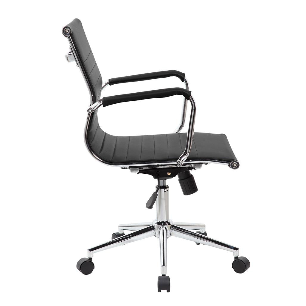 Modern Medium Back Executive Office Chair