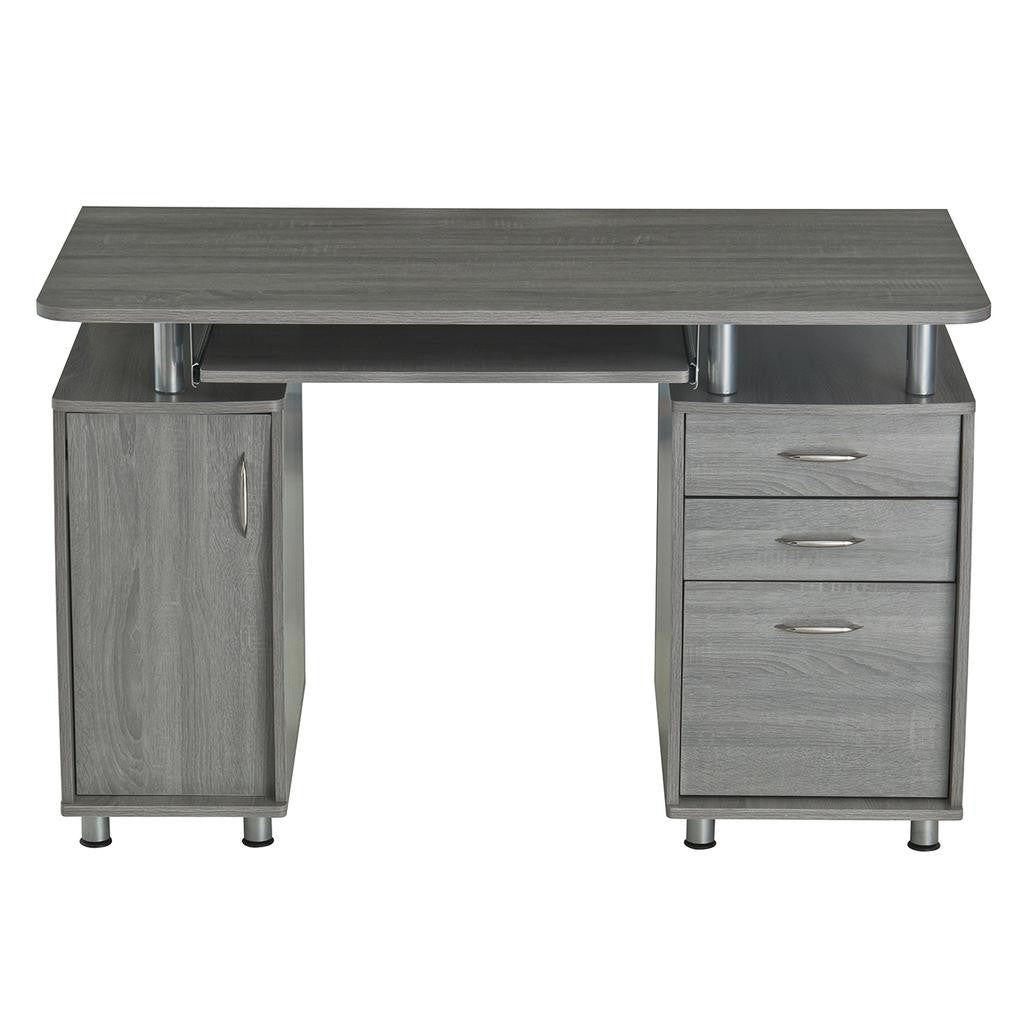 Complete Workstation Computer Desk with Storage