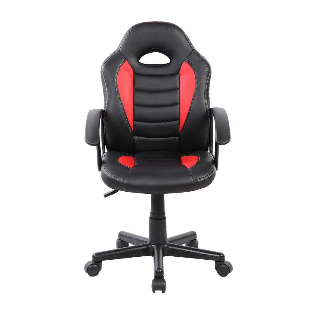 Kid's Gaming and Student Racer Chair with Wheels