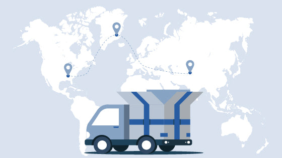How To Ship Internationally When Selling On Shopify And Amazon
