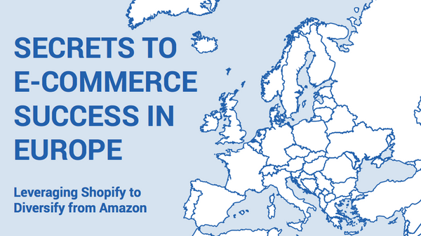 Secrets to Ecommerce Success in Europe