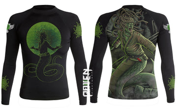 BJJ Horror Medusa (women's)