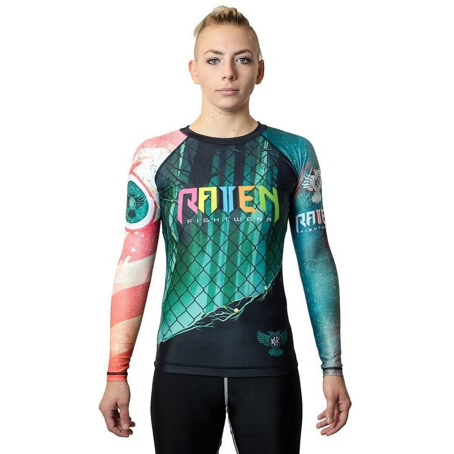 The Candy Rashguard (women's)