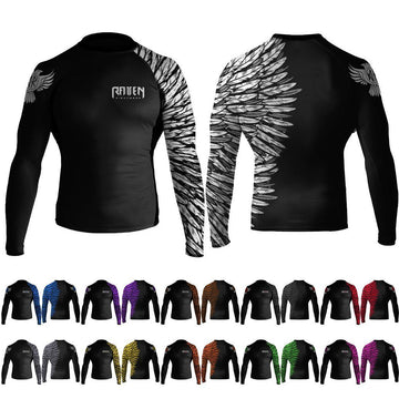 Aerial Assault - Raven Fightwear - US