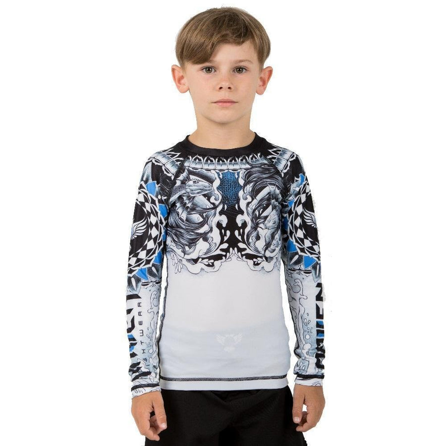 Battle fish (Junior) - Raven Fightwear - US