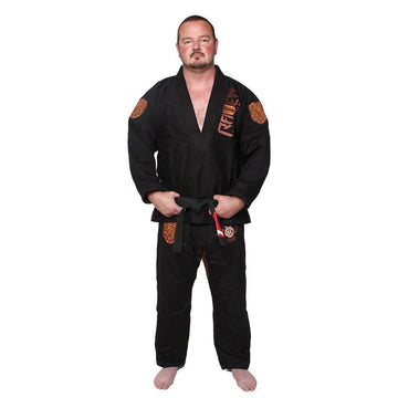Berserker - Black - Raven Fightwear - US