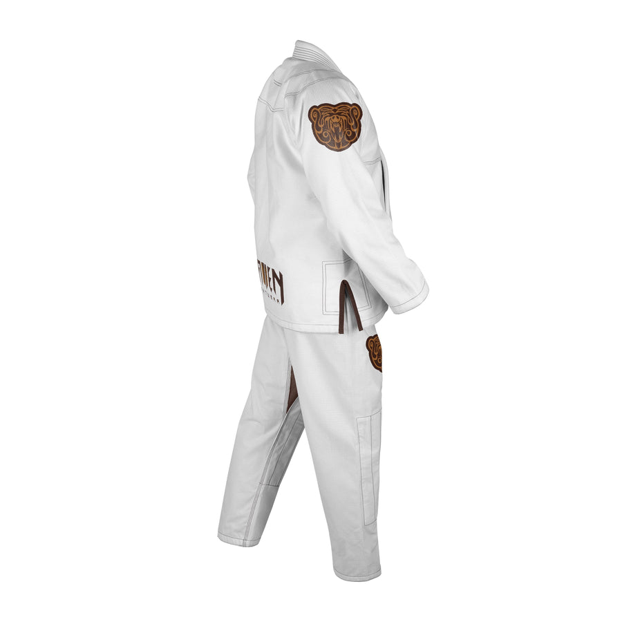 Berserker - White - Raven Fightwear - US