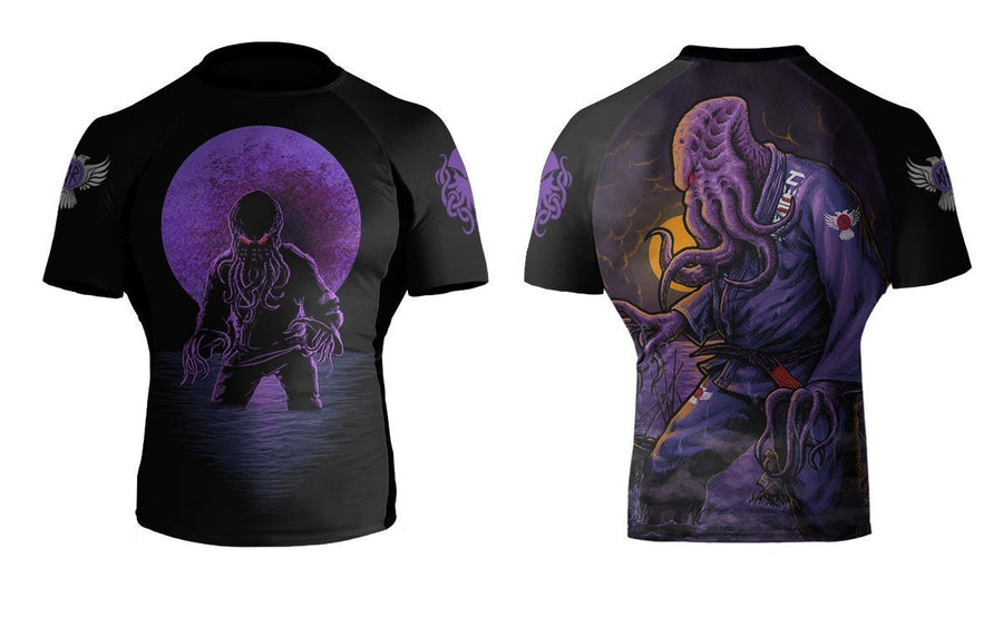 BJJ Horror Cthulhu - Raven Fightwear - US