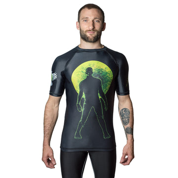 BJJ Horror Frankenstein's Monster - Raven Fightwear - US
