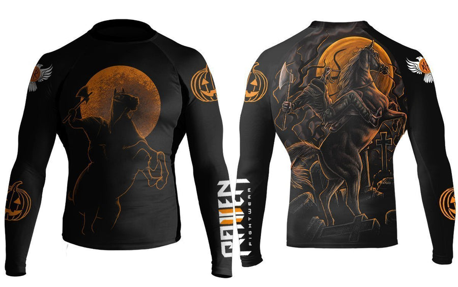 BJJ Horror Headless Horseman - Raven Fightwear - US
