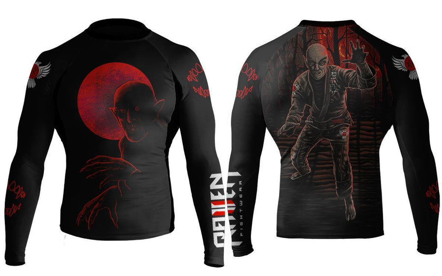 BJJ Horror Nosferatu (women's) - Raven Fightwear - US