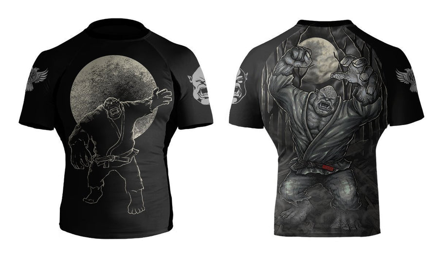 BJJ Horror Ogre - Raven Fightwear - US