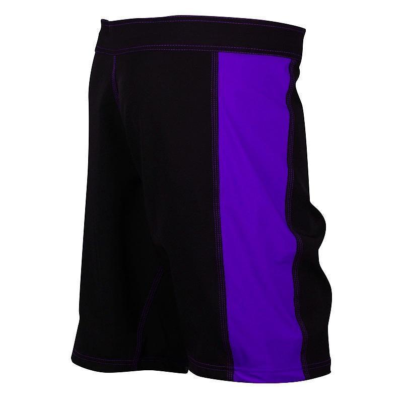 Black and Purple - Raven Fightwear - US
