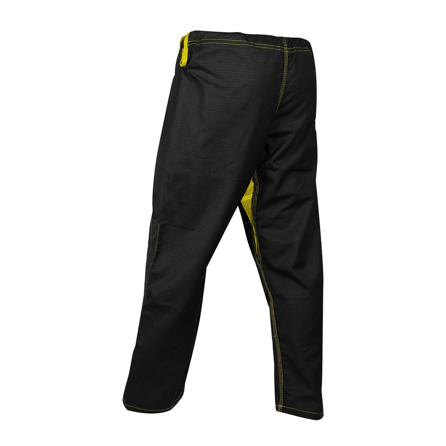 Black and yellow ripstop pants - Raven Fightwear - US