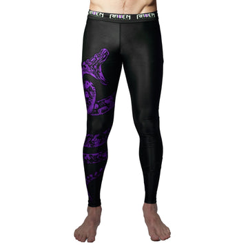 Constrictor Purple (Junior) - Raven Fightwear - US