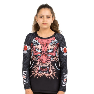 Elder Dragon (Junior) - Raven Fightwear - US