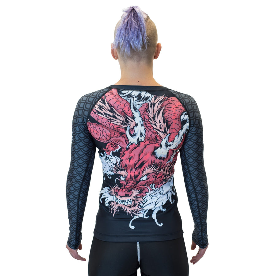 Elder Dragon (women's) - Raven Fightwear - US