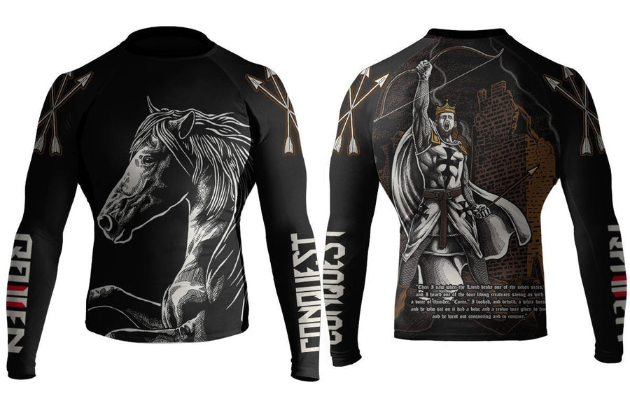 Four Horsemen - Conquest - Raven Fightwear - US