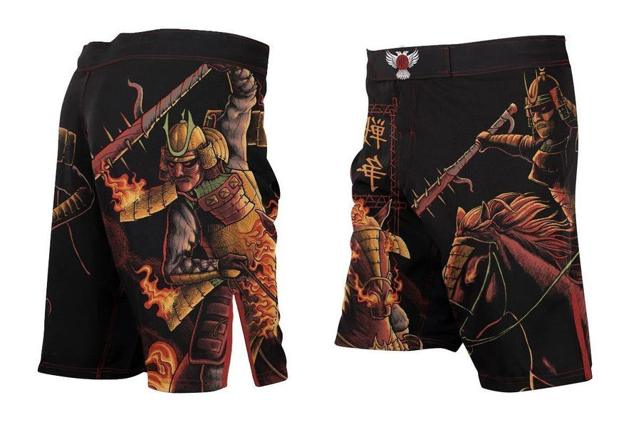 Four Samurai - War - Raven Fightwear - US