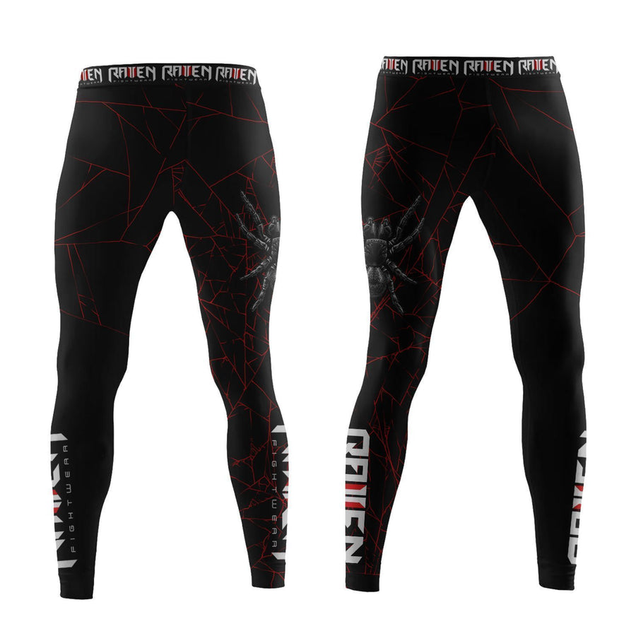 Funnel Web Black (women's) - Raven Fightwear - US