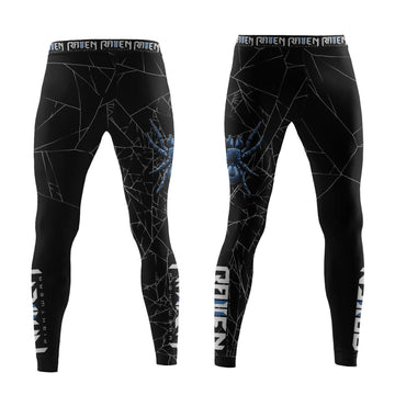 Funnel Web Blue (women's) - Raven Fightwear - US