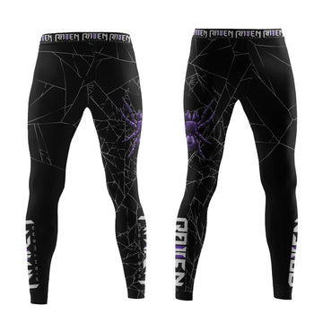 Funnel Web Purple (women's) - Raven Fightwear - US