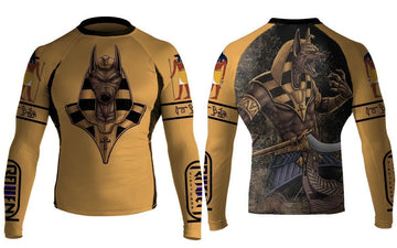 Gods of Egypt - Anubis - Raven Fightwear - US