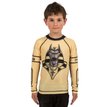 Gods of Egypt - Anubis (Junior) - Raven Fightwear - US
