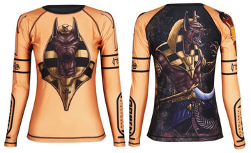 Gods of Egypt - Anubis (women's) - Raven Fightwear - US