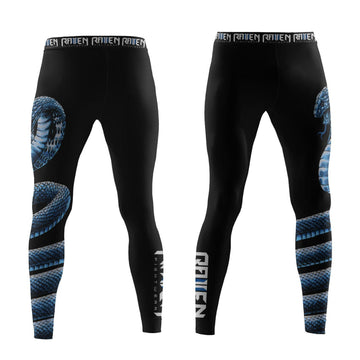 King Cobra Blue (Junior) - Raven Fightwear - US
