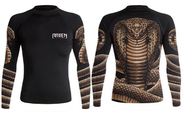 King Cobra Brown (women's) - Raven Fightwear - US