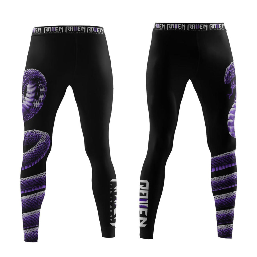 King Cobra Purple (Junior) - Raven Fightwear - US