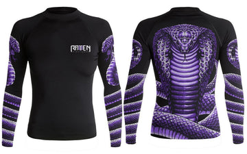 King Cobra Purple (women's) - Raven Fightwear - US