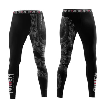Kraken Black (Junior) - Raven Fightwear - US