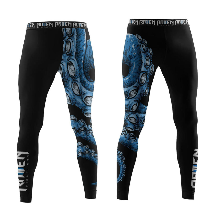 Kraken Blue (women's) - Raven Fightwear - US