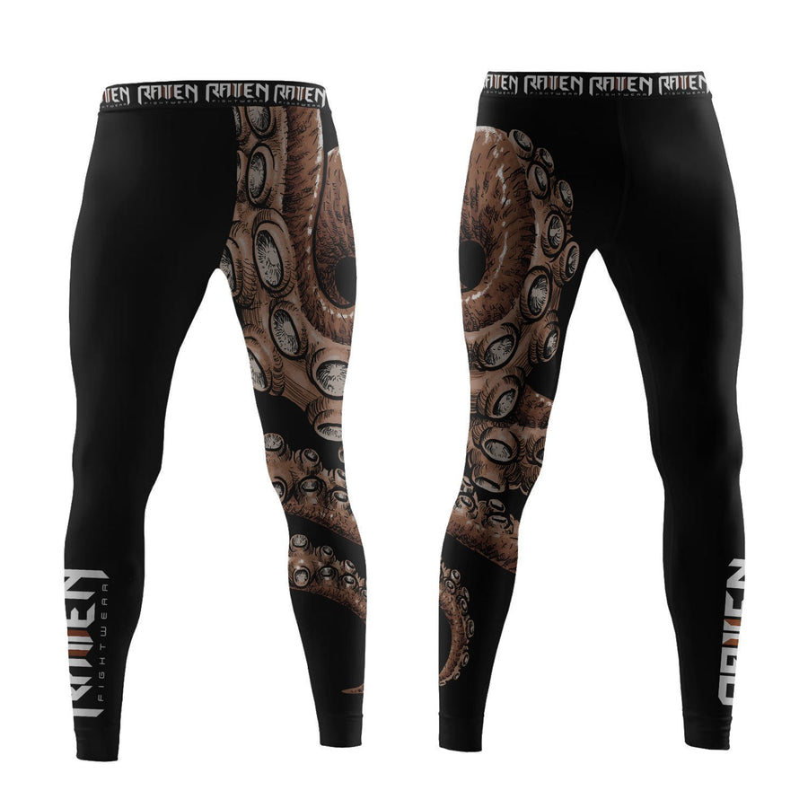 Kraken Brown (Junior) - Raven Fightwear - US