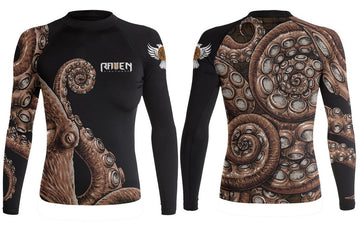 Kraken Brown (women's) - Raven Fightwear - US