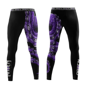 Kraken Purple (Junior) - Raven Fightwear - US