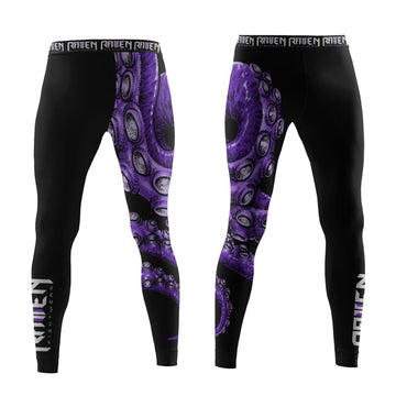 Kraken Purple (women's) - Raven Fightwear - US