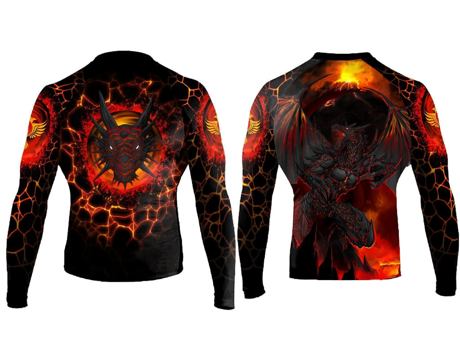 Lava Dragon (women's) - Raven Fightwear - US