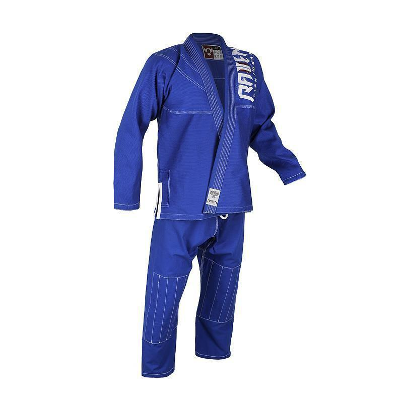 Pearl Weave Gi - Blue - Raven Fightwear - US