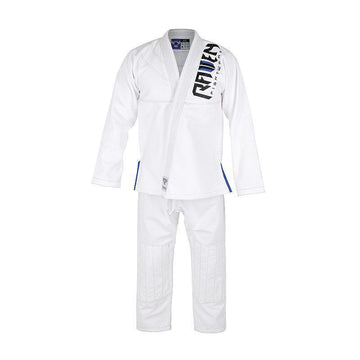 Pearl Weave Gi - White - Raven Fightwear - US